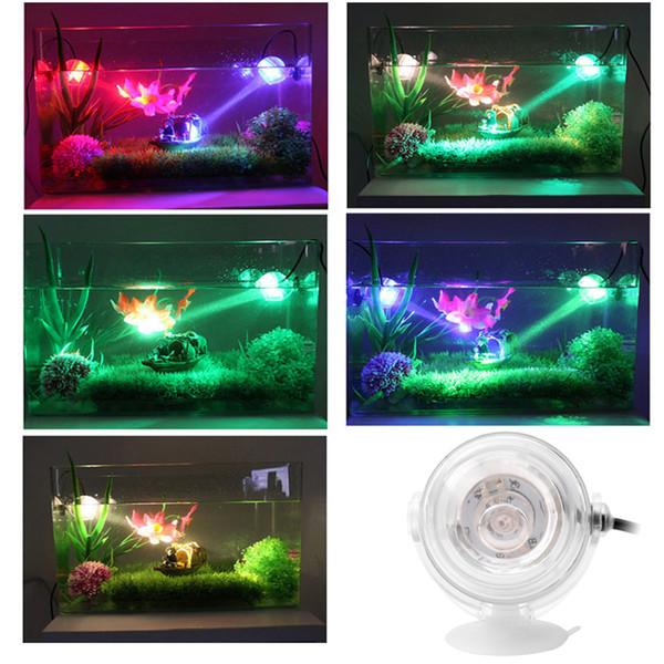 DC 5 V USB LED Aydınlatma Balık Tankı Işıkları Akvaryum için Su Geçirmez Dalgıç Sualtı Spot Mercan Resif Dekorasyon DC 5 V USB Akvaryum