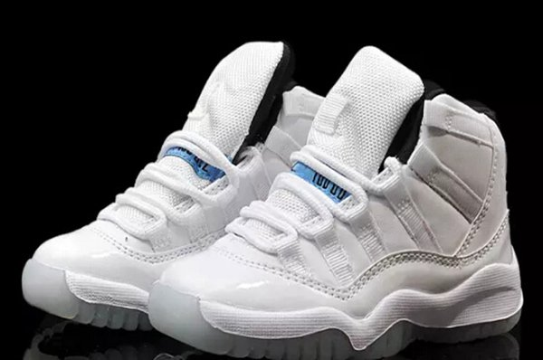 lower price with ac7e4 9e715 Best 11 Kids Athletic Shoes Gamma Blue Black Bred Concord Space Jam  Infrared Georgetown Legend Blue