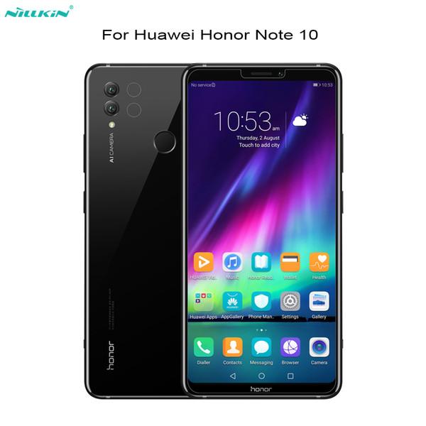 Huawei Onur için Not 10 Temperli Cam NILLKIN İnanılmaz H Anti-Patlama 9 H 0.3mm Ekran Koruyucu Için Huawei Onur Note10 kapak