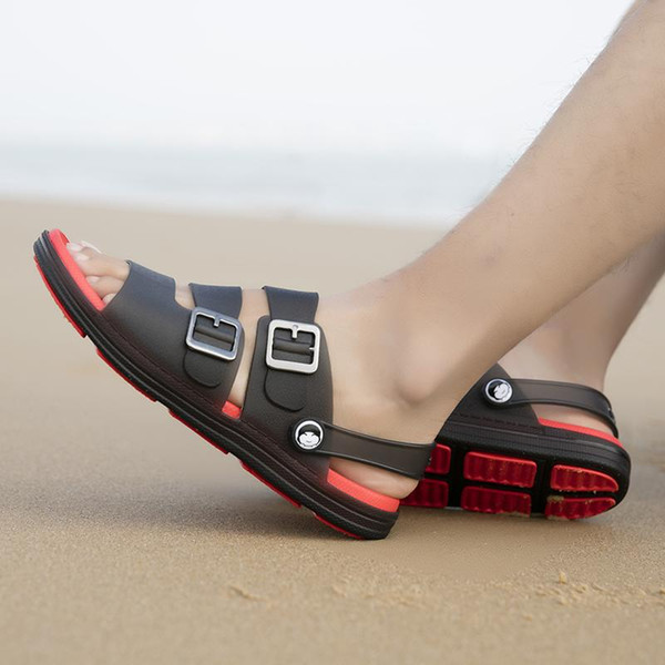 Frete grátis designer de sandálias casuais geléia chinelos antiderrapante huaraches chinelos de verão flip flops anjos de palma chinelo sandálias de praia
