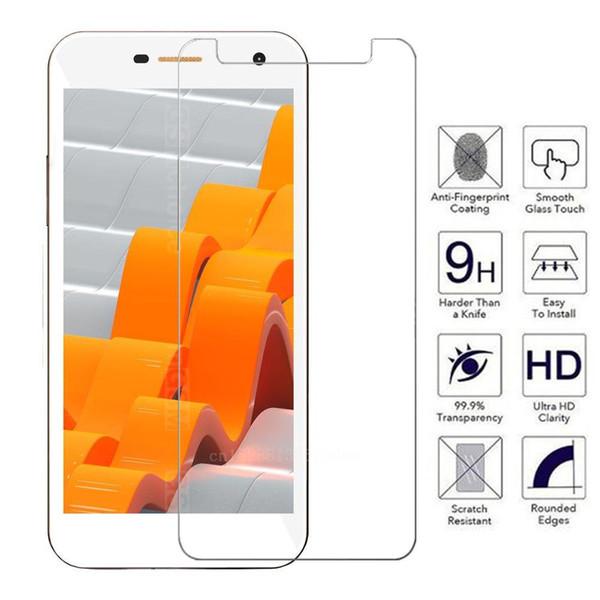 Смартфон мобильный Закаленное стекло для Wileyfox Spark X Swift 9H Взрывозащищенная защитная пленка Защитная пленка для экрана телефона