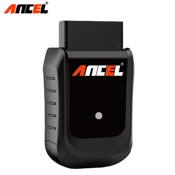 Ancel X5 Easydiag Wifi Escáner de diagnóstico Automotor Sistema completo Herramienta de diagnóstico de coche Escáner OBD2 Servicio Restablecer EPB ABS SRS Herramienta