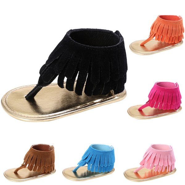 summer toddler girl crib shoes newborn flower soft sole anti-slip baby sneakers toddler shoes baby loss sale