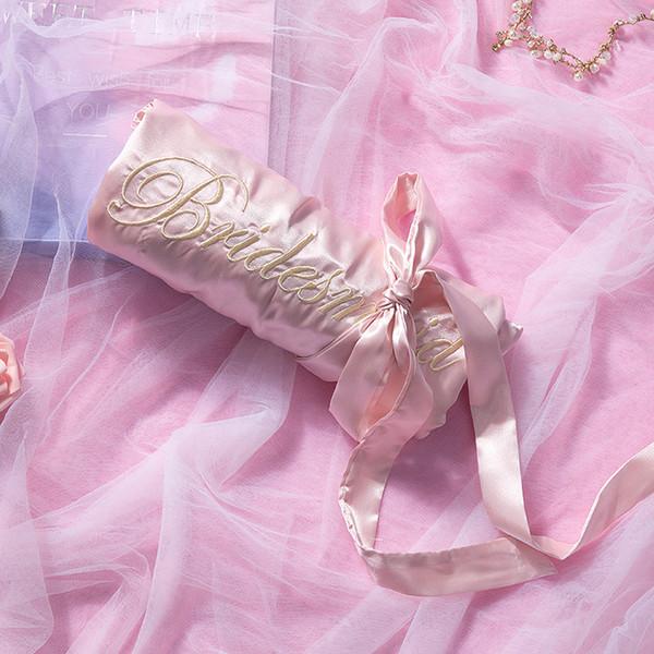 драк розовый B