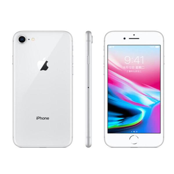 2019 Téléphones cellulaires 4G LTE d'origine pour Apple iPhone 8 Plus déverrouillés 3 Go de RAM 64/256 Go de ROM 5,5 Hexa-core sans MPR avec téléphone portable