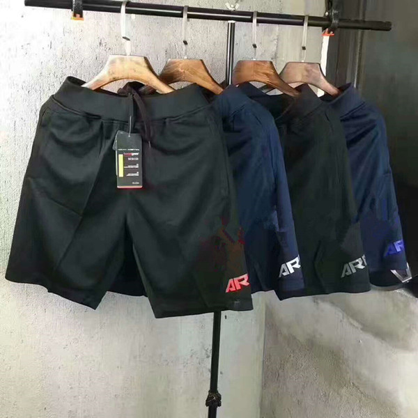 67321d0cd UA Sports Men'S Shorts Outdoor Recreational Five Point Pants Pure Air  Permeable Leisure Pants Running Youth Beach Pants LE272 Navy Blue Boy  Shorts ...