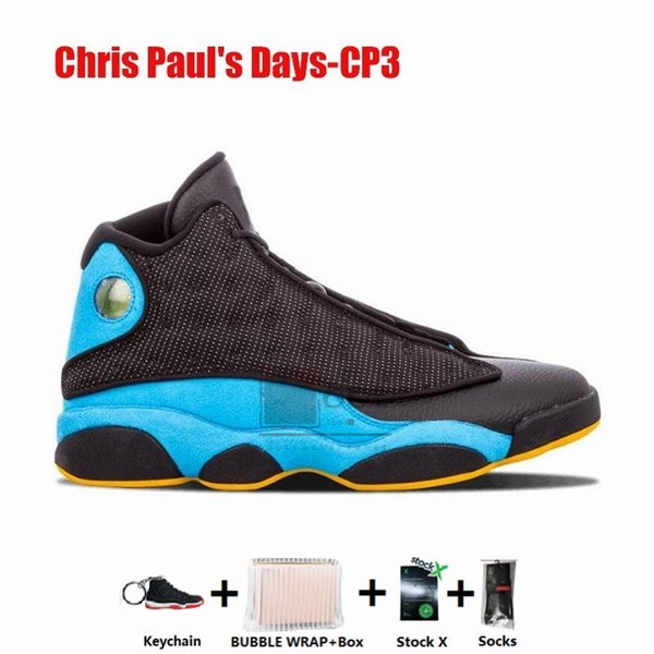 13s-Chris Paul's Days-CP3