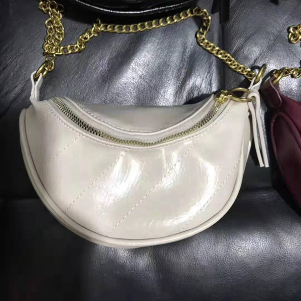 Sıcak satıcı kadın tasarımcı çanta crossbody çanta messenger omuz çantası zinciri çantası kaliteli pu deri çanta bayan çanta B101242D