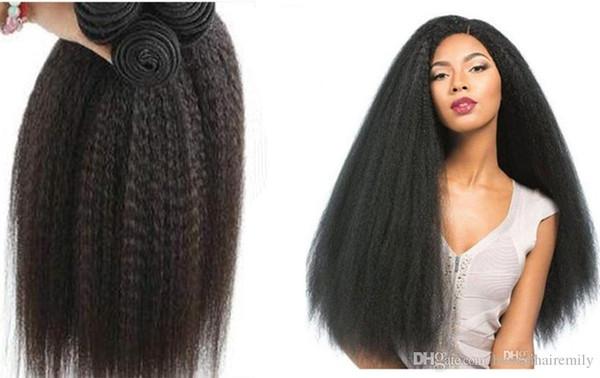 Non Processed Wholesale Brazilian Yaki Hair