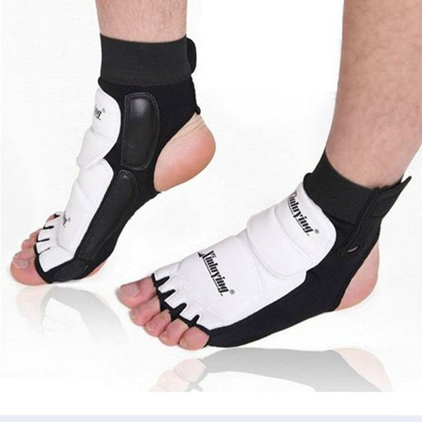 High Quality Ankle Brace Support Pad Guard Foot Gloves Protection MMA Muay Thai Boxing tobilleras Sports Safety Accessories #70345