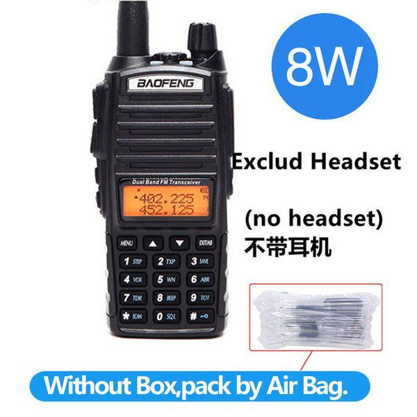 blac 8W no headset