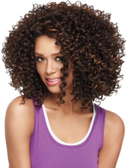 Sentetik Afro sapıkça kıvırcık dantel ön peruk ısıya dayanıklı seksi doğal siyah kısa saç kesim kadınlar peruk Cosplay peruk FZP188