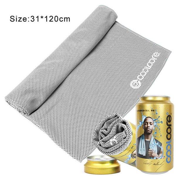 Goldenes Can-Grau
