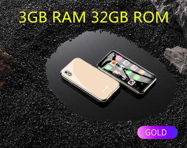 3GB + 32GB Altın