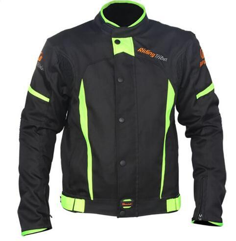 NEU ANKOMMEN! Riding Tribe Black Reflect Racing Winter Jacken und Hosen, Motorrad Wasserdichte Jacken Anzüge Hosen