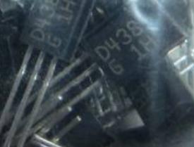Frete Grátis 2SD438G 2SD438 D438 TO-92 Novo e original 100 PÇS / LOTE