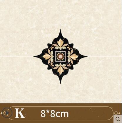 K 8CM X 8CM