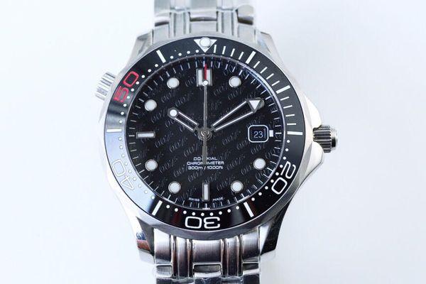 OE luxo mens relógios movimento V4 relógios 8500 movimento mecânico automático relógio de luxo vidro de safira moda relógios luminosos