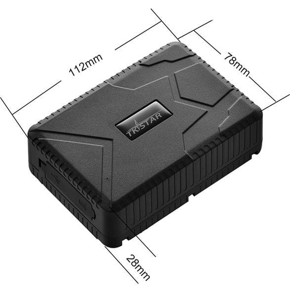 spedizione gratuita 3G GPS Tracker auto TK915-3G forte magnete veicolo Tracker localizzatore GPS impermeabile 12-24 V 7800 mAh batteria 80 giorni in standby APP gratuita