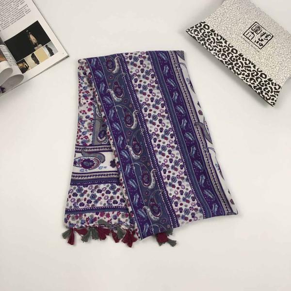 Yeni klasik tasarım iki renk boyutu 180cm * 65cm yün malzeme baskı çanta uzun eşarplar paşmina eşarp kadınlar için