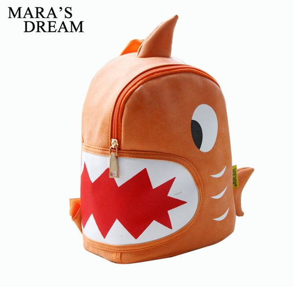 good quality Animals Kids 3d Shark Backpack Cartoon Bags Waterproof Children School Bags For Girl Boys Monster Shaped School Bag