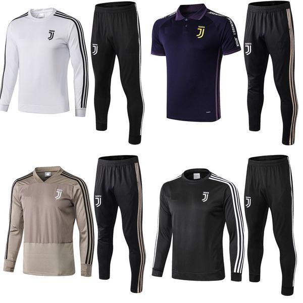 more photos f1974 9c2c7 2019 19 20 Juventus Soccer Jacket Training Suit 2019 2020 RONALDO DYBALA  Juve Full Zipper Football Jacket Sweater Tracksuit From Ztsports, $35.54 |  ...
