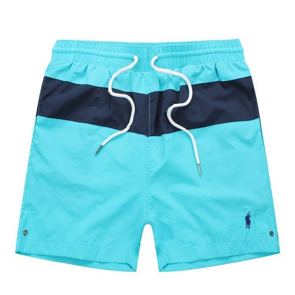 Hot Summer quick dry small horse new quality summer shorts men hot surf beach men beach shorts polo men board shorts swimming pants