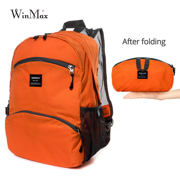 20L Ultralight Outdoor Sport Backpack Men Travel Pack Women Folded Backpack Portable Camping Hiking Rucksack School Backpack Bag