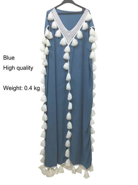 Azul de alta qualidade Tamanho