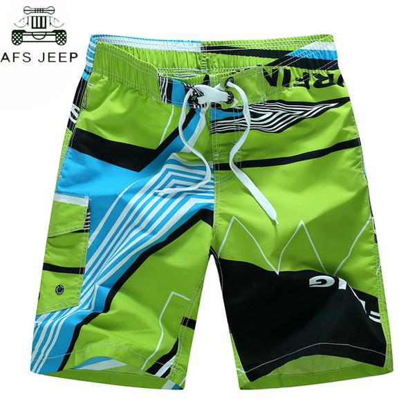 Tallas grandes 5XL 6XL Pantalones cortos para hombre de verano Impreso floral Pantalones cortos de playa de secado rápido Bañador para hombre Traje de baño de la marca Bermudas