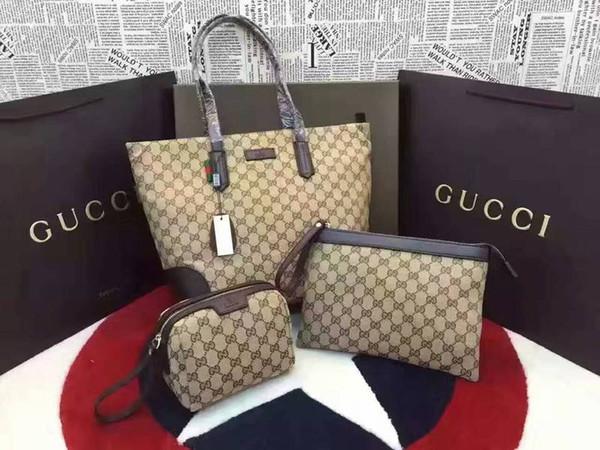 280562 value three-piece hot hit Women Handbag Top Handles Shoulder Bags Crossbody Belt Boston Bags Totes Mini Bag Clutches Exotics