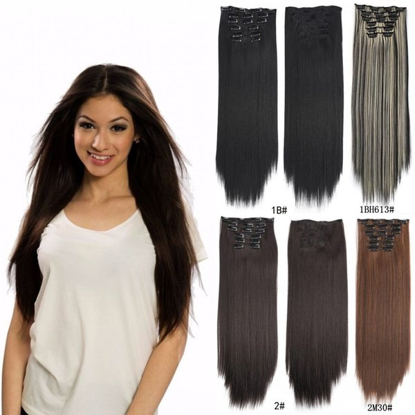 F5 Sara Women Kinky Straight Hair Pieces