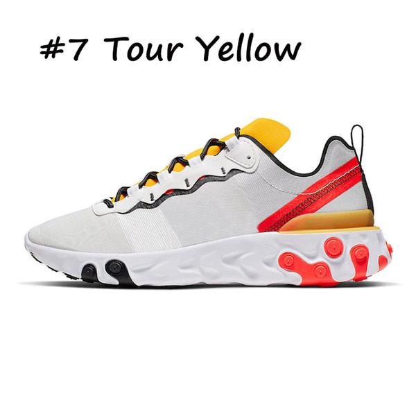 7 Tour Giallo