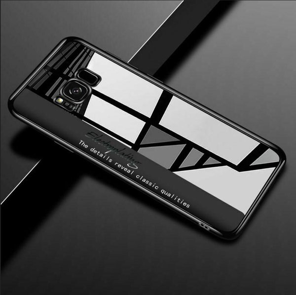 Shockproof Case Mirror Plating Phone Cover For Samsung Galaxy Note S10 S10 Plus