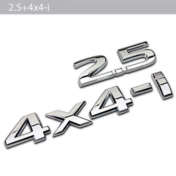 4x4-i 2.5