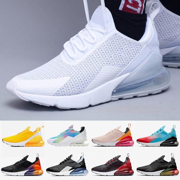 Moda Tasarımcısı Nefes Koşu Ayakkabıları erkekler kadınlar için Beyaz Örgü Siyah Çok Renkli Yıkanmış Mercan ÜNİVERSİTE ALTıN Eğitmenler Spor Sneakers