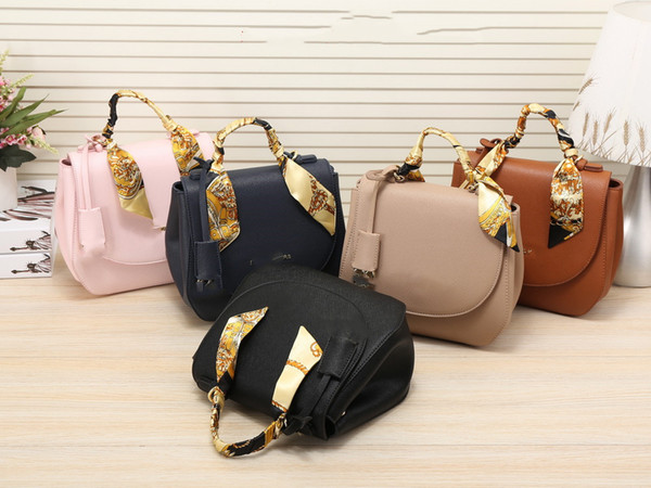 New style Lady Bag Fashion single shoulder straddle bag designer bag lady handbag price concessions 2019