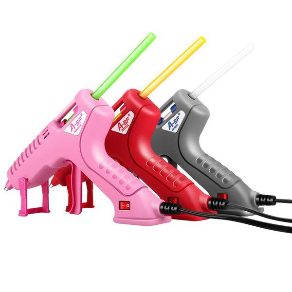 A-BF segurança uso hot melt cola artesanal cola a arma super vara de manobra agarrar infantil
