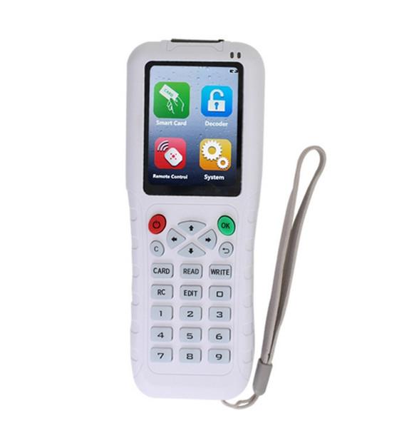 Многофункциональный NFC / RF / ID / IC код граббер Код взломщик Шифрование Чтение Запись RFID-карт форматирования Облачные вычисления WIFI декодирования чтения COPY3