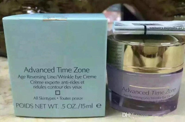 top popular Brand Advanced Time Zone Eye Cream 15ml concentrate matrix Eyes skincare relaxing Natural Nutritious Advanced Repaire 15ml 2021