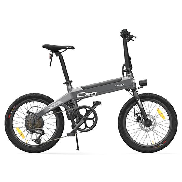Nuovo arrivato Xiaomi HIMO C20 pieghevole elettrica bicicletta ciclomotore 250W motore 25 kmh Nascosto gonfiaggio pompa Shimano azionamento a velocità variabile 2019