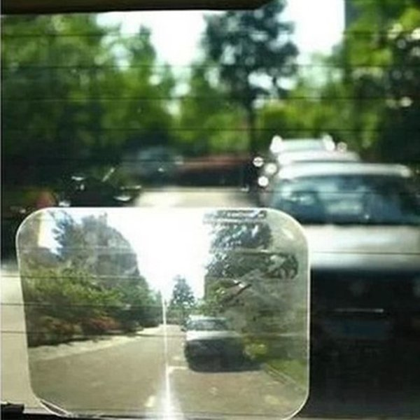New Wide Angle Fresnel Lens Car Parking Reversing Sticker Useful Enlarge View Angle fresenl lens