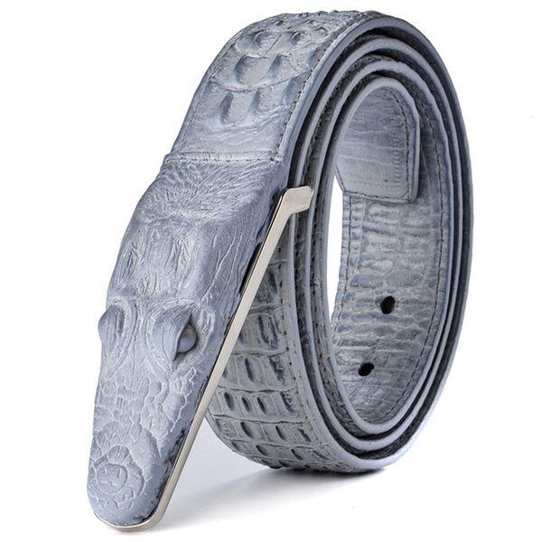 Color:Gray&Belt Length:105cm