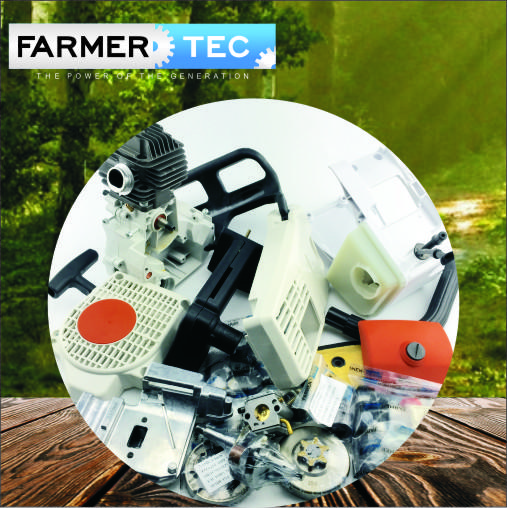 Complete Repair Parts For Stihl MS200T 020T Chainsaw Engine motor crankcase crankshaft cylinder piston chain sprocket cover By Farmertec