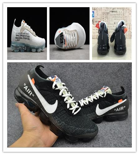2018 Moc 2.0 Releasing Mens Laceless Multicolor Triple Black White Running Shoes For Women Sports Trainers Sneakersvapormax A33