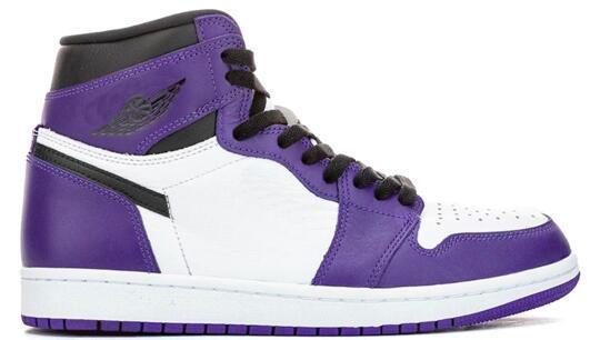 white court purple 1s