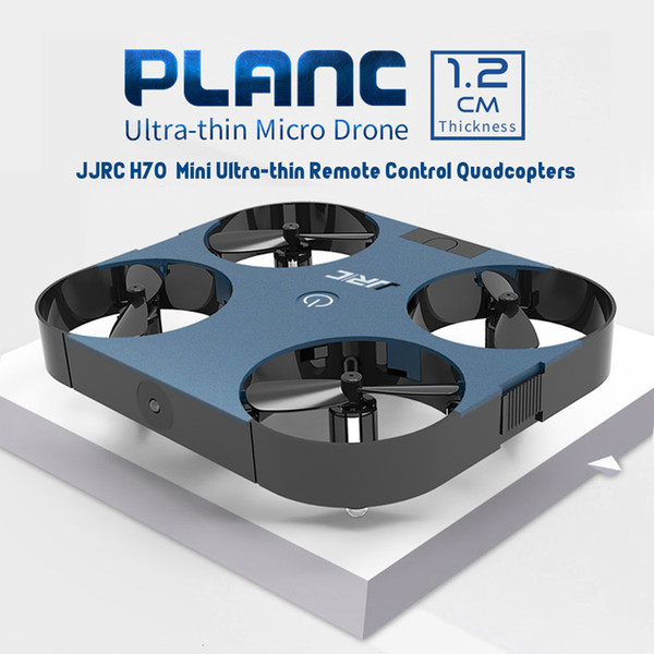 best selling Mini Drone Ultra-thin Remote Control Quadcopters 4CH PLANC Attitude Hold With Foldable Arm Outdoor Toys