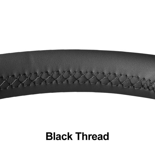 Черными нитками