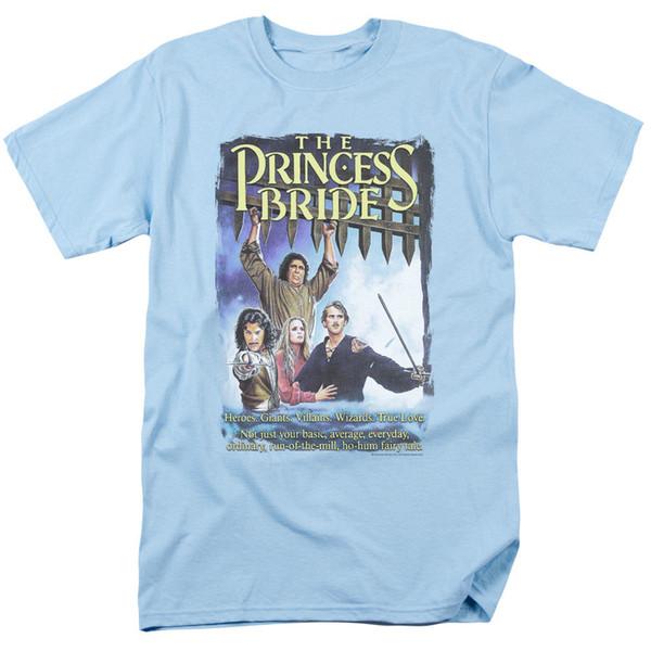 Princesa Noiva Movie Alt Poster Licenciado Adulto T Shirt Todos Os Tamanhos