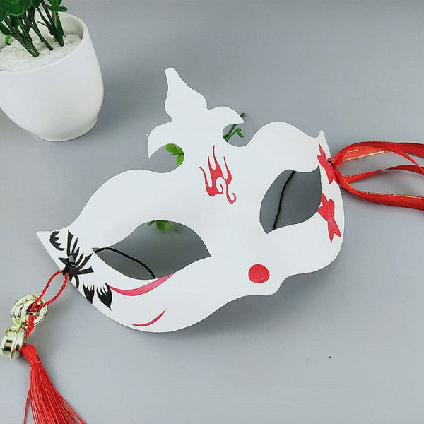Halloween Mask Cute Party Venice Masquerade Decoration Half Face Fox Cat Lady Sexy Carnival Mask Christmas Gift Disco